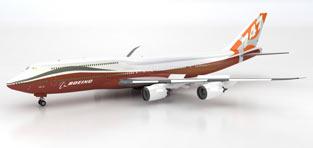 custom 3d Boeing 747-8I