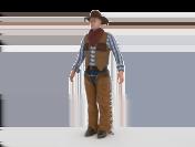 Characters 3D models