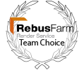 RebusFarm team choice