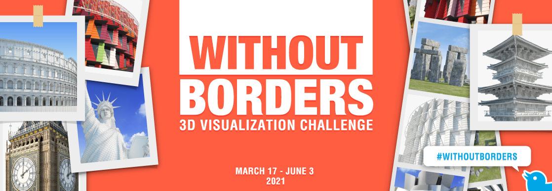 Without borders - ArchViz Render Challenge for 3D Artists