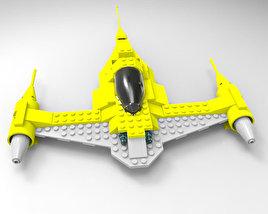 Lego Naboo N1 Star Wars