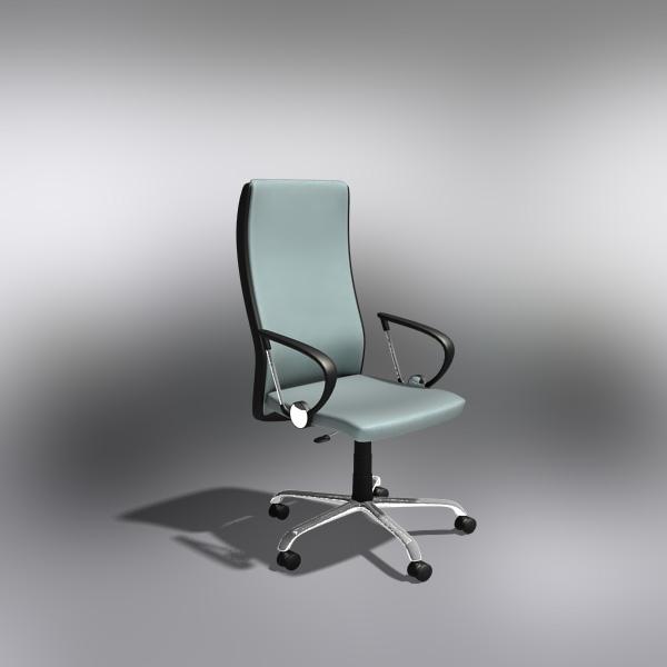 Office Set 20 3d model