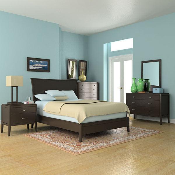 Bedroom Set 3 3d model