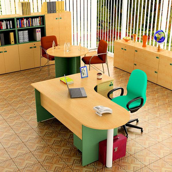Office Set 18 3D model