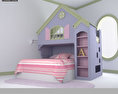 Nursery Room 05 Set 3d model