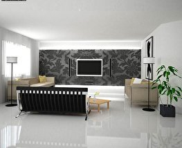 3D model of Home Theater Set 02