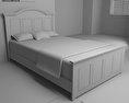 Bedroom Furniture 18 Set 3d model