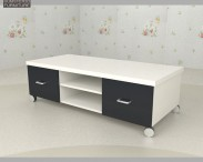 Nursery Room Furniture 06 Set 3d model