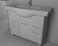 Bathroom 06 Set 3d model