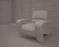 Living Room Furniture 08 Set 3d model