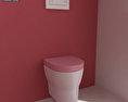 Bathroom 07 Set 3d model