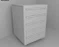 Garage Furniture 05 Set 3d model