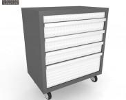 Garage Furniture 06 Set 3d model