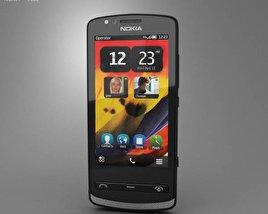 3D model of Nokia 700