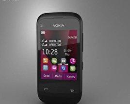 3D model of Nokia C2-02