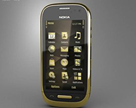 3D model of Nokia Oro