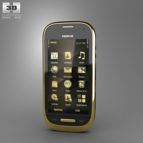 Nokia Oro 3D model