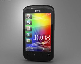 3D model of HTC Explorer