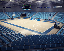3D model of Basketball Arena