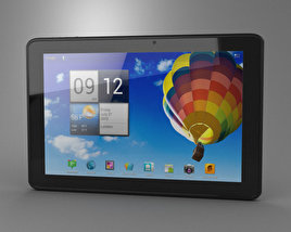 3D model of Acer Iconia Tab A510