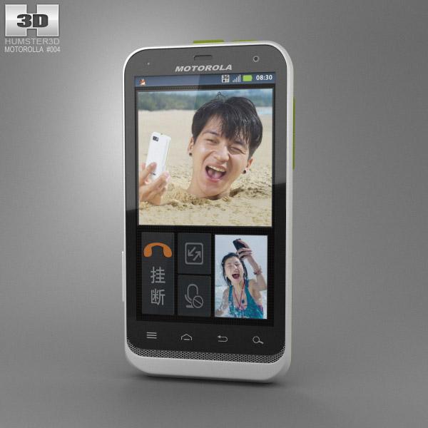 Motorola DEFY XT535 3d model