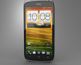 3D model of HTC One S