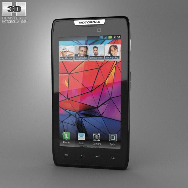 3D model of Motorola RAZR MAXX