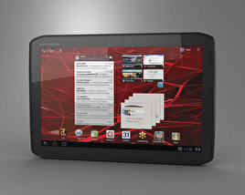 3D model of Motorola Xoom 2