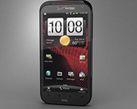 HTC Rezound 4G 3D model
