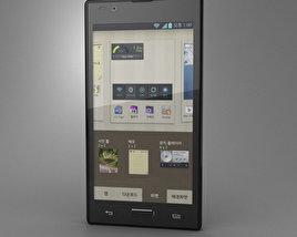 LG Optimus LTE 2 Modelo 3d