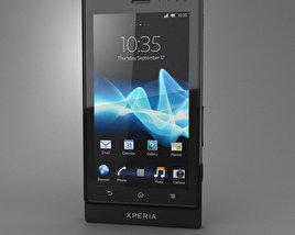 Sony Xperia Sola 3D model