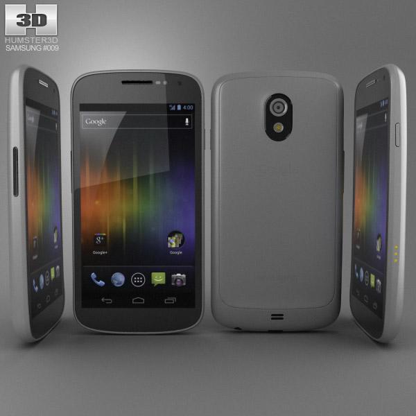 Samsung Galaxy Nexus 3d model
