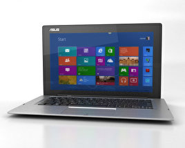 3D model of ASUS Transformer Book TX300CA