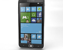 3D model of Samsung Ativ S