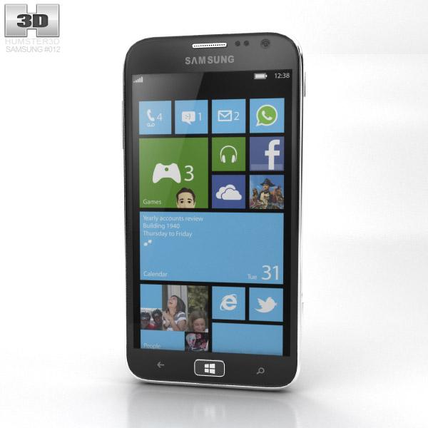 Samsung Ativ S 3d model