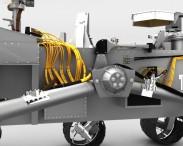 Curiosity Mars Rover 3d model