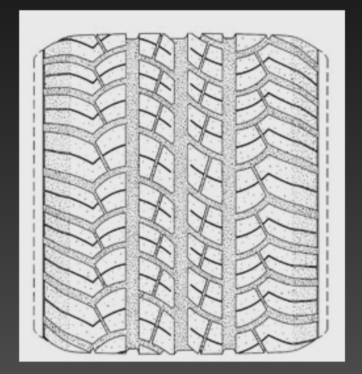creation of a tire in 3ds max 1