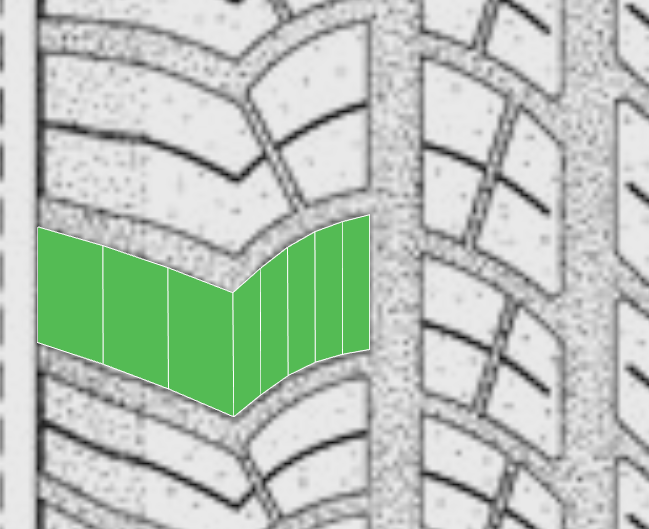 creation of a tire in 3ds max 3