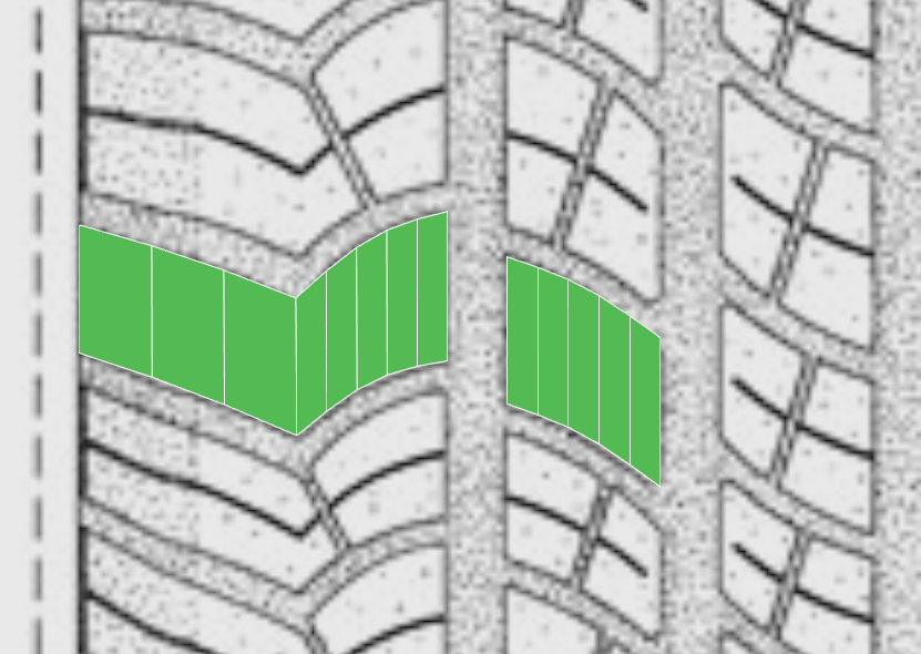creation of a tire in 3ds max 4