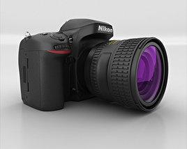 3D model of Nikon D600