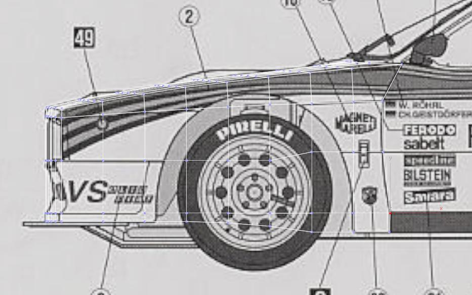 car modeling tutorial part 27