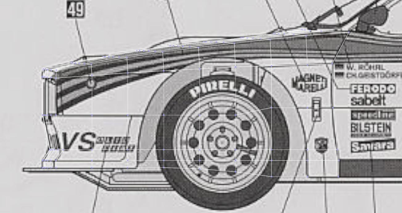 car modeling tutorial part 28