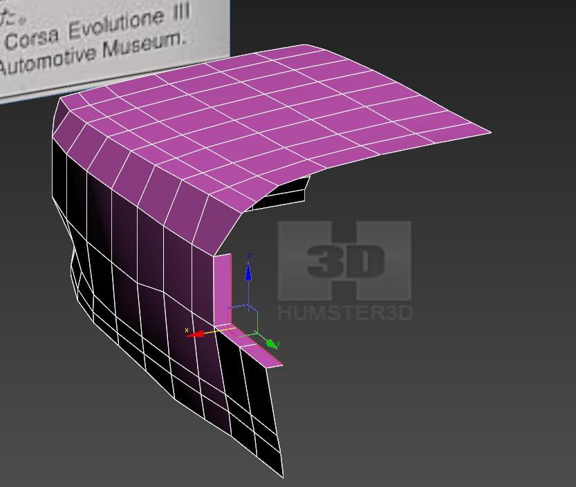 car modeling tutorial part 37