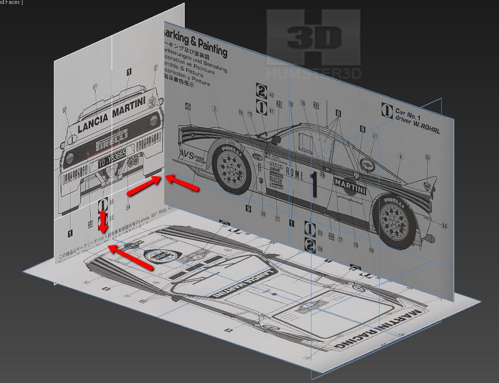 car modeling tutorial part 6