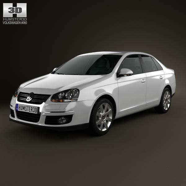 Volkswagen Jetta A5 2010