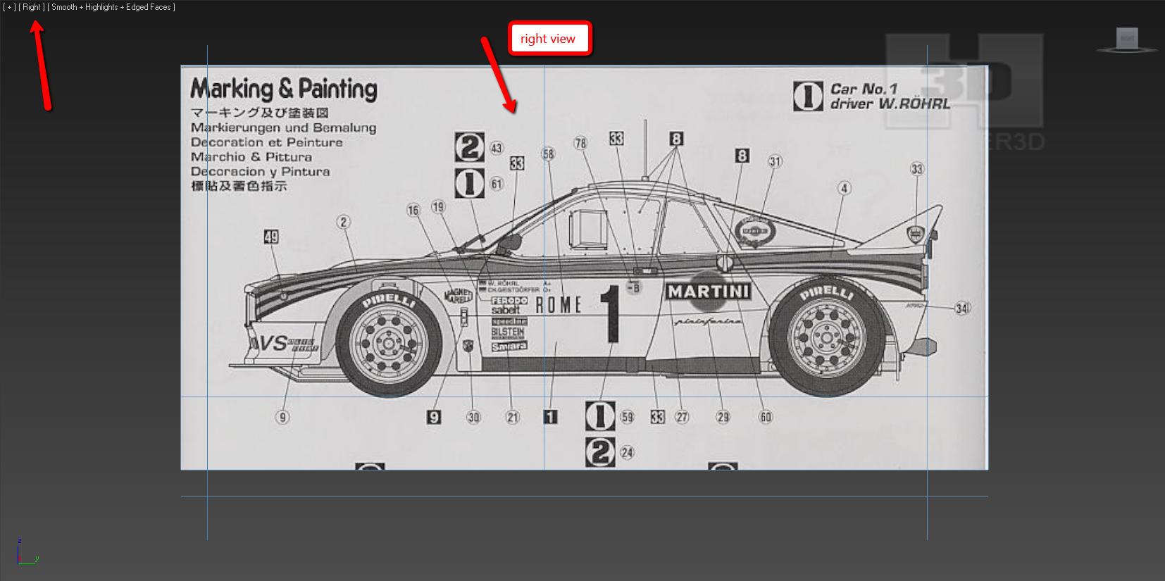 car modeling tutorial part 7