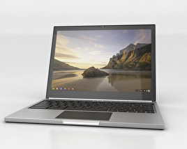 3D model of Google Chromebook Pixel