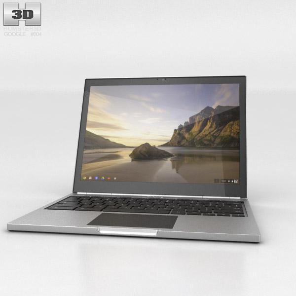 Google Chromebook Pixel 3D model