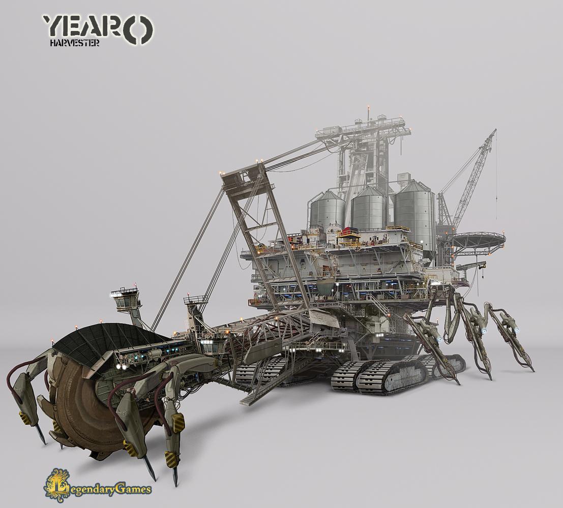 Year Zero: Harvester