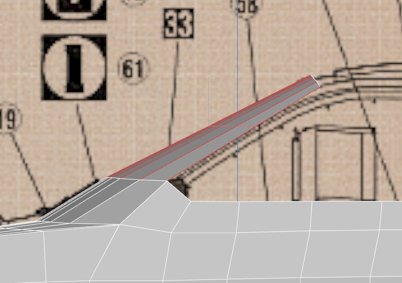 Lancia Rally Car 3d modeling tutorial 29